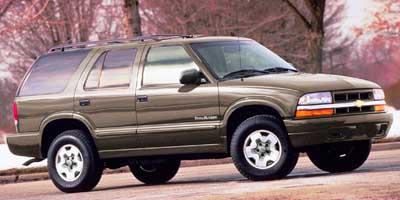 2000 Chevrolet Blazer  - C & S Car Company