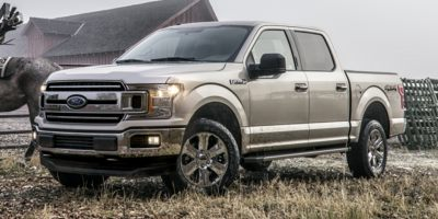 2018 Ford F-150 4WD SuperCrew  - 8000T