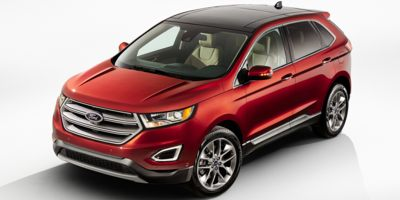 2018 Ford Edge SEL AWD  - T4839