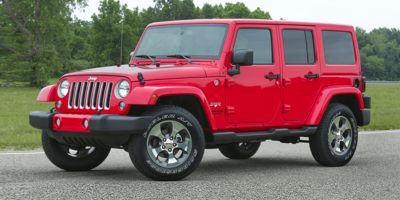 2018 Jeep Wrangler JK Unlimited Sahara  - 847523