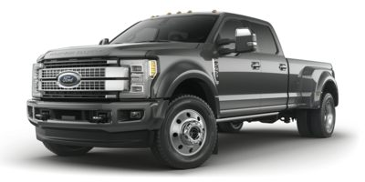 Black 2019 Ford F-450SD PLATINUM Crew Cab Pickup Winston-Salem NC