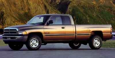 2001 Dodge Ram 2500 4WD Quad Cab  - 101338