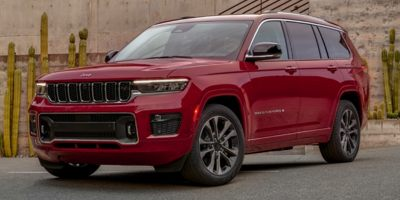 2021 Jeep Grand Cherokee L ALTITUDE 4X4  for Sale  - 22121  - Egolf Motors