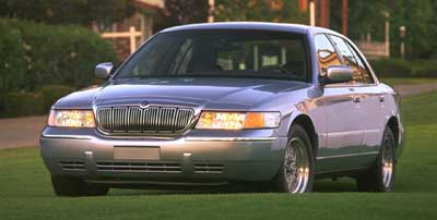 1999 Mercury Grand Marquis LS  - 101282