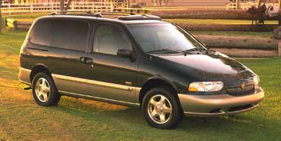 1999 Mercury Villager   for Sale  - P6027  - Astro Auto