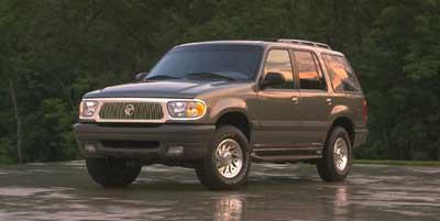1999 Mercury Mountaineer  - Pearcy Auto Sales
