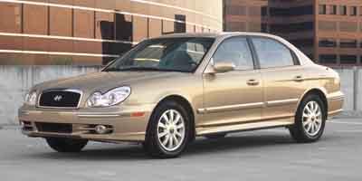 2003 Hyundai Sonata 4D Sedan  for Sale  - SB8062B  - C & S Car Company