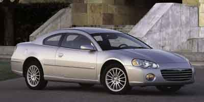 2003 Chrysler Sebring 2D Coupe  for Sale  - HY7016C  - C & S Car Company