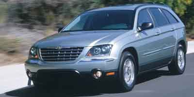 2004 Chrysler Pacifica  - 31674