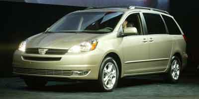 2004 Toyota Sienna 5D Wagon  for Sale  - SB6522B  - C & S Car Company