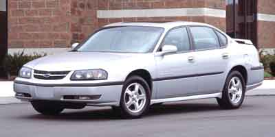 2003 Chevrolet Impala 4D Sedan  for Sale  - 14828A  - C & S Car Company