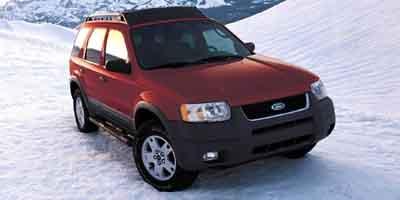 2004 Ford Escape XLT SUV Raleigh NC