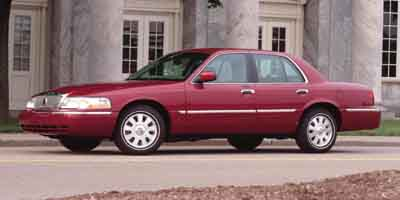2004 Mercury Grand Marquis  - Pearcy Auto Sales