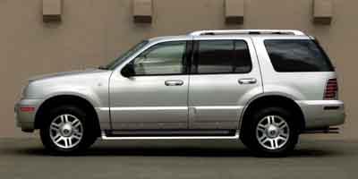2004 Mercury Mountaineer  - Pearcy Auto Sales