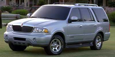 2000 Lincoln Navigator Base  for Sale  - 1602  - Jensen Ford