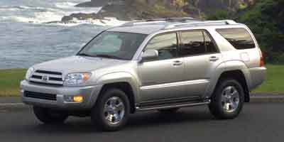 2004 Toyota 4Runner LIMITED 4WD  - 101249