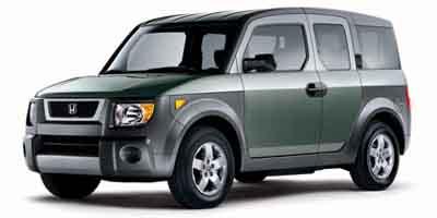 2004 Honda Element 4WD EX Auto