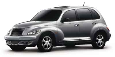 2004 Chrysler PT Cruiser Tour