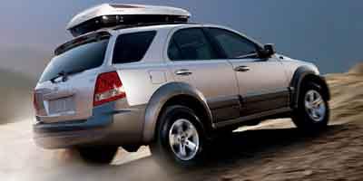 2004 Kia Sorento EX 4WD SUV  - B3743R
