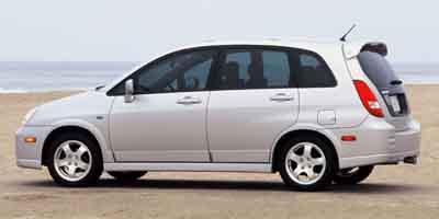 2004 Suzuki Aerio SX  for Sale  - 7131.0  - Pearcy Auto Sales