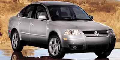 2004 Volkswagen Passat 4D Sedan  - HY7217B