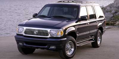 2000 Mercury Mountaineer Base AWD  for Sale  - P5679A  - Astro Auto