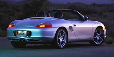 2004 Porsche Boxster S SE