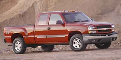 2004 Chevrolet Silverado 1500  - Urban Sales and Service Inc.