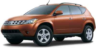 2004 Nissan Murano 4D Utility AWD  for Sale  - RX15742  - C & S Car Company