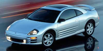 2000 Mitsubishi Eclipse 2dr  for Sale  - SB5997C  - C & S Car Company