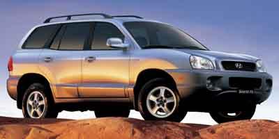 2004 Hyundai Santa Fe  - Shore Motor Company
