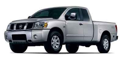 2004 Nissan Titan XE 4WD  - 101069