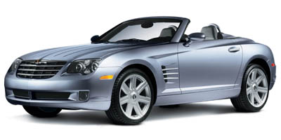 2005 Chrysler Crossfire 2D Roadster  for Sale  - MA2856B  - C & S Car Company
