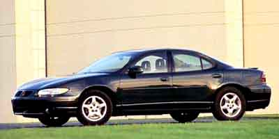 2000 Pontiac Grand Prix SE  for Sale  - 8329A  - Jensen Ford