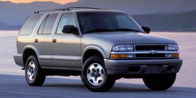 2004 Chevrolet Blazer  - C & S Car Company