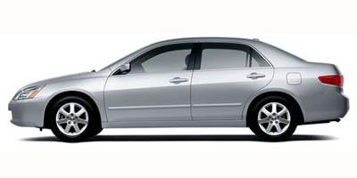 2005 Honda Accord Sdn EX-L V6
