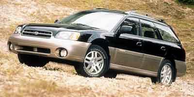 2000 Subaru Legacy OUTBACK  - 101254