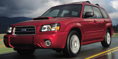 2005 Subaru Forester (Natl) 4D SUV  for Sale  - SB7919A  - C & S Car Company