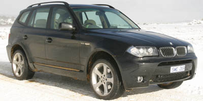 2005 BMW X3 3.0i  for Sale  - 6980.0  - Pearcy Auto Sales