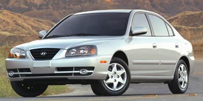 2005 Hyundai Elantra GLS  - 100912