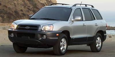 2005 Hyundai Santa Fe 4D Utility 4WD 3.5L  for Sale  - SB6768B  - C & S Car Company
