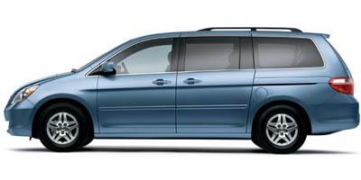 2005 Honda Odyssey EXL  - 101369
