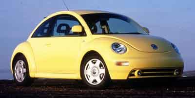 2000 Volkswagen New Beetle GLX  - 101371