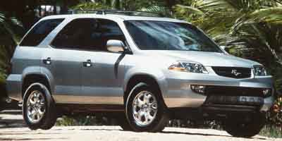 2002 Acura MDX   for Sale  - 17116  - Dynamite Auto Sales