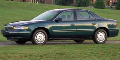 2001 Buick Century Custom  for Sale  - 7701B  - Egolf Motors