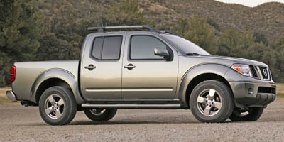 2005 Nissan Frontier 4WD SE C