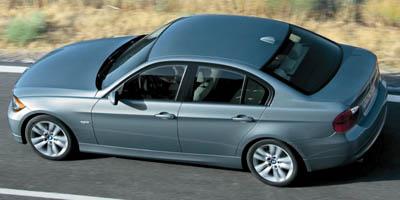 2006 BMW 3 Series 325i 4dr Sdn RWD