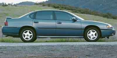 2001 Chevrolet Impala   for Sale  - HY7294C  - C & S Car Company