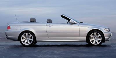 2005 BMW 3 Series 325Ci 2dr Convertible