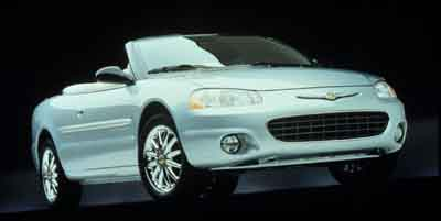 2001 Chrysler Sebring convertable  for Sale  - 15188A  - C & S Car Company